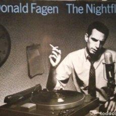 Discos de vinilo: DONALD FAGEN / THE NIGHTFLY. Lote 133771734