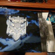 Discos de vinilo: VICE LP SECOND EXCESS + POSTAL PROMO. Lote 133773581