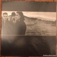 Discos de vinilo: U2 ?– THE JOSHUA TREE SELLO: ISLAND RECORDS ?– U26, ISLAND RECORDS ?– 5F 208219 FORMATO: VINYL, LP . Lote 133774706
