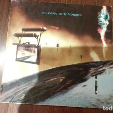 Discos de vinilo: SNAP-WELCOME TO TOMORROW.MAXI. Lote 133774958
