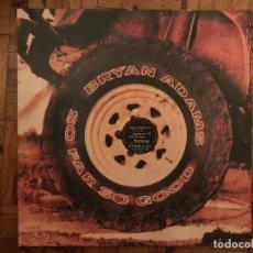Discos de vinilo: BRYAN ADAMS ?– SO FAR SO GOOD SELLO: A&M RECORDS ?– 540 157-1, A&M RECORDS ?– 540 157 1 FORMATO: 2LP. Lote 133776362