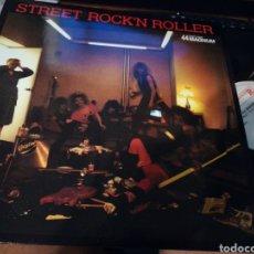 Discos de vinilo: 44 MAGNUM LP STREET ROCK'N ROLLER 1984. Lote 133776457