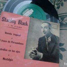 Discos de vinilo: E P (VINILO) DE STANLEY BLACK AÑOS 50. Lote 133790894