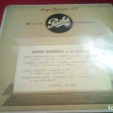 Discos de vinilo: AIME BARELLI Y SU ORQUESTA. Lote 133791306