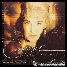 Discos de vinilo: CARMEL - SET ME FREE - LP SPAIN 1989. Lote 133794494