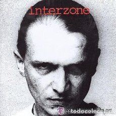 Discos de vinilo: INTERZONE - INTERZONE - LP WEA RECORDS SPAIN 1981. Lote 133796398