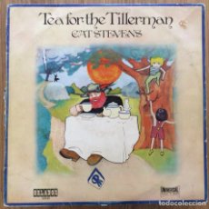 Discos de vinilo: CAT STEVENS. TEA FPR THE TILLERMAN LP CIRCULO LCTORES. Lote 133800667