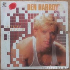 Discos de vinilo: DEN HARROW, FUTURE BRAIN SINGLE SPAIN 1985 . Lote 133806250