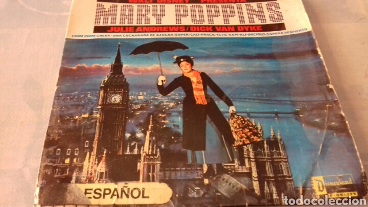 MARY POPPINS (Música - Discos - Singles Vinilo - Música Infantil)