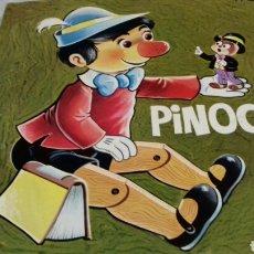 Discos de vinilo: PINOCHO. Lote 133808711