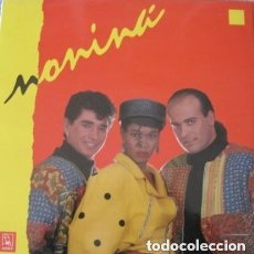 Discos de vinilo: NONINA - VOY DE VERANO - LP HORUS SPAIN 1990 + HOJA PROMOCIONAL . Lote 133825370