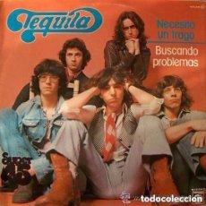 Discos de vinilo: TEQUILA - NECESITO UN TRAGO - MAXI-SINGLE NOVOLA 1978. Lote 133827742