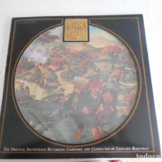 Discos de vinilo: THE LORD OF THE RINGS - 2 LP PICTURE. Lote 133831454