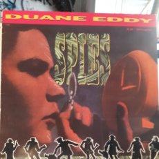 Discos de vinilo: DUANER EDDY-SPIES. Lote 133840377