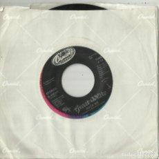 Discos de vinilo: GREAT WHITE SINGLE ROCK ME - FAST ROAD U.S.A. 1987. Lote 133842770