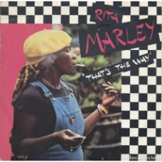 Discos de vinilo: TITA MARLEY: THAT´S THE WAY JAH JAH PLANNED IT + JAH PLAN. Lote 133844054