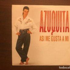 Discos de vinilo: AZUQUITA ?– ASI ME GUSTA A MÍ SELLO: POLYDOR ?– 861622-7 FORMATO: VINYL, 7 , 45 RPM, SINGLE, PROMO . Lote 133860022