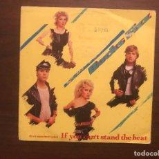 Discos de vinilo: BUCKS FIZZ ?– IF YOU CAN'T STAND THE HEAT SELLO: RCA ?– PB 68020 FORMATO: VINYL, 7 , 45 RPM, PROMO . Lote 133860610
