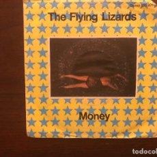 Discos de vinilo: THE FLYING LIZARDS ?– MONEY SELLO: VIRGIN ?– VS 276 FORMATO: VINYL, 7 , 45 RPM, STARS LABELS . Lote 133862502