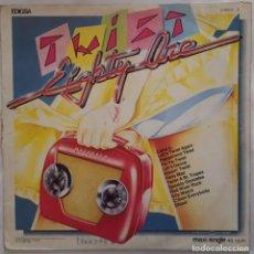 Discos de vinilo: MAXI - EIGHTY ONE - TWIST EIGHTY ONE / HE'S JUST A YOYO - EDIGSA 01M0512 3 - 1982. Lote 133866638