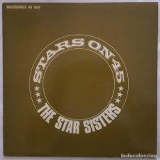 Discos de vinilo: MAXI - THE STAR SISTERS - STAR ON 45 - CNR 812 888-1 - 1983 . Lote 133867454