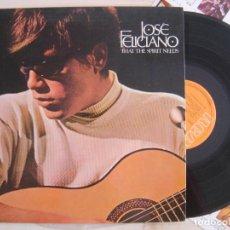 Discos de vinilo: JOSE FELICIANO - THAT THE SPIRIT NEEDS - LP PORTADA DOBLE 1971 - RCA. Lote 133877358