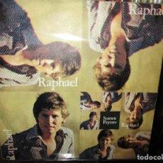 Discos de vinilo: RAPHAEL ( FRANCIA ) // SOMOS // PAYASO //. Lote 133881262