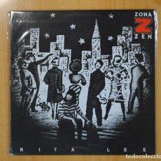 Discos de vinilo: RITA LEE / ROBERTO DE CARVALHO - ZONA ZEN - LP. Lote 133882593