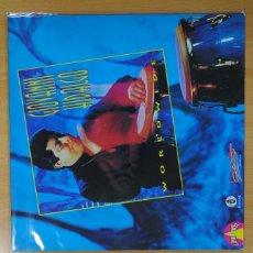 Discos de vinilo: GIOVANNI HIDALGO - WORLD WIDE - LP. Lote 133884206