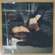 Discos de vinilo: RUBEN BLADES - CON SON DEL SOLAR / CAMINANDO - LP. Lote 133886521