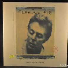 Discos de vinilo: PAUL MCCARTNEY - FLAMING LIP - LP. Lote 133887754