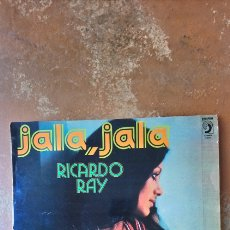 Discos de vinilo: RICARDO RAY - JALA, JALA BOOGALOO. ALEGRE RÉCORDS.. Lote 133890937