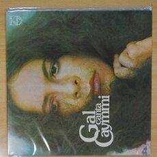 Discos de vinilo: GAL COSTA - GAL CANTA CAYMMI - LP. Lote 133892343