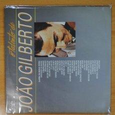 Discos de vinilo: JOAO GILBERTO - O TALENTO DE JOAO GILBERTO - GATEFOLD - 2 LP. Lote 133892539