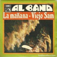 Discos de vinilo: AL BANO. SINGLE. SELLO EMI-LA VOZ DE SU AMO. EDITADO EN ESPAÑA. AÑO 1969. Lote 133899758