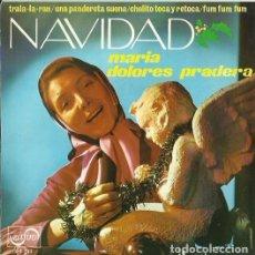 Discos de vinilo: MARIA DOLORES PRADERA. EP. SELLO ZAFIRO .EDITADO EN ESPAÑA. AÑO 1966. Lote 133904398