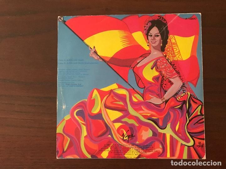 Discos de vinilo: Laín ?– A-Rri-Qui-Taun Sello: Virgin ?– A106647, Virgin ?– A-106.647 Formato: Vinyl, 7 - Foto 2 - 133917298