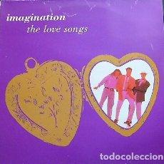 Discos de vinilo: IMAGINATION - THE LOVE SONGS. Lote 133919614