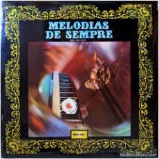 Discos de vinilo: VVAA (ALVES COELHO FILHO) - MELODIAS DE SEMPRE - LP SPAIN - MARFER MEL. 30-170S - PRECINTADO. Lote 133939394