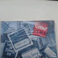 Discos de vinilo: VICTORY THAT´S LIVE TOUR ´88. Lote 133950074