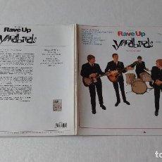 Discos de vinilo: MAGNIFICA REEDICION DEL ALBUM DEL GRUPO BRITANICO DE ROCK Y RHYTHM & BLUES THE YARDBIRDS. Lote 133954530