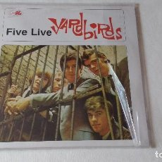 Discos de vinilo: MAGNIFICA REEDICION DEL ALBUM DEL GRUPO BRITANICO DE ROCK Y RHYTHM & BLUES THE YARDBIRDS. Lote 133956530
