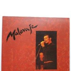Discos de vinilo: ENVIDO - MALEVAJE - TANGOS. Lote 133957158