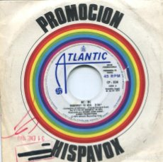 Discos de vinilo: AC/DC / HIGHWAY TO HELL / NIGHT POWLER (SINGLE PROMO 1979). Lote 133962086