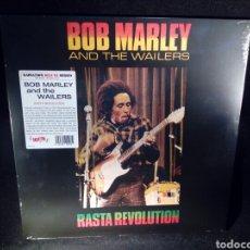 Discos de vinilo: BOB MARLEY AND THE WAILERS - RASTA REVOLUTION - LP. Lote 133965277