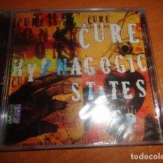 Discos de vinilo: THE CURE HYPNAGOGIC STATES REMIXES CD EP EDICION MEXICO MUY RARO NUEVO. Lote 133966342
