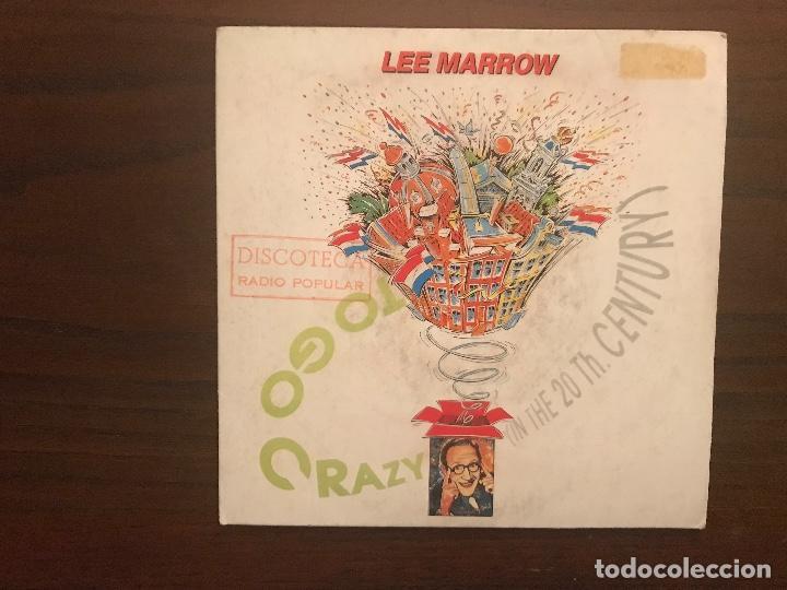 LEE MARROW – TO GO CRAZY (IN THE 20TH CENTURY) SELLO: MAX MUSIC – MSP-458 FORMATO: VINYL, 7 (Música - Discos - Singles Vinilo - Techno, Trance y House)