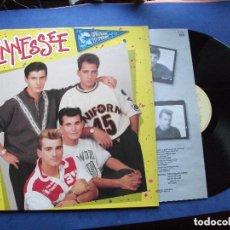 Discos de vinilo: TENNESSEE- LP UNA NOCHE EN MALIBU, COMPLETA 1ª EDIC ORG + ENCARTE INTERIOR, VINILO EX. Lote 133969306