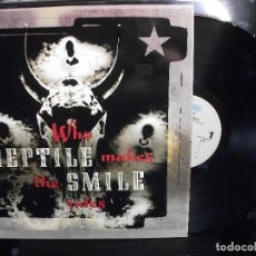 Discos de vinilo: REPTILE SMILE WHO MAKES THE RULES LP SPAIN 1991 PEPETO TOP. Lote 133970934