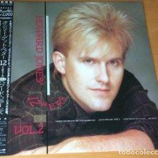 Discos de vinilo: PROMO HOWARD JONES – HOWARD JONES' 12'' ERS VOL. 2 - LP JAPON. Lote 133971134